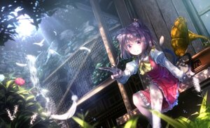 Rating: Safe Score: 57 Tags: animal_ears chen ryosios tail touhou User: Mr_GT