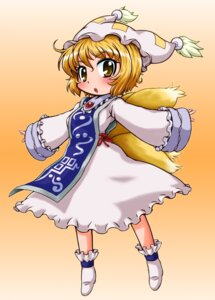 Rating: Safe Score: 8 Tags: tachikawa tail touhou yakumo_ran User: Radioactive