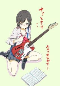 Rating: Safe Score: 18 Tags: guitar seifuku takata_koutarou undressing User: saemonnokami