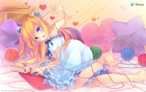 Rating: Safe Score: 40 Tags: aizawa_hikaru anthropomorphization dress feet microsoft shinia wallpaper User: fairyren