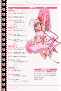 Rating: Safe Score: 10 Tags: amulet_heart bleed_through cheerleader hinamori_amu shugo_chara User: charunetra