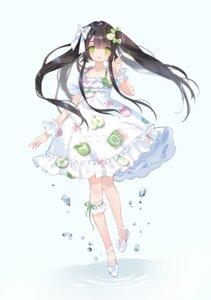 Rating: Safe Score: 33 Tags: dress heels lolita_fashion summer_dress yuzhi User: Mr_GT