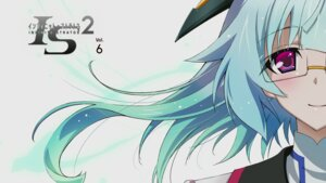 Rating: Safe Score: 27 Tags: infinite_stratos infinite_stratos_2 megane sarashiki_kanzashi seifuku wallpaper User: SHM222