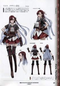Rating: Safe Score: 4 Tags: bleed_through character_design honjou_raita scanning_dust senjou_no_valkyria_3 thighhighs uniform User: Radioactive