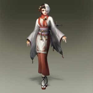 Rating: Safe Score: 11 Tags: cleavage japanese_clothes tagme toukiden User: NotRadioactiveHonest