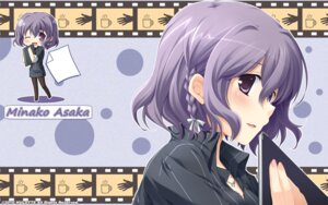 Rating: Safe Score: 19 Tags: asaka_minako hulotte ikegami_akane wallpaper with_ribbon User: blooregardo