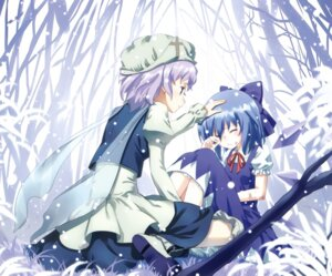 Rating: Safe Score: 15 Tags: cirno letty_whiterock touhou yasuyuki User: Share