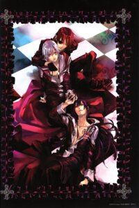 Rating: Safe Score: 8 Tags: allen_walker d.gray-man houseki-hime kanda_yu lavi male yaoi User: Umbigo