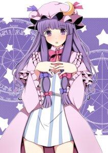 Rating: Safe Score: 22 Tags: dress patchouli_knowledge tagme touhou User: RyuZU