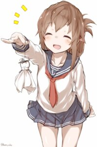 Rating: Safe Score: 48 Tags: inazuma_(kancolle) kantai_collection kato_roku seifuku User: nphuongsun93