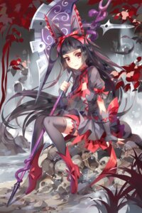 Rating: Safe Score: 31 Tags: garter gate:_jieitai_kanochi_nite_kaku_tatakaeri gothic_lolita heels lolita_fashion rory_mercury tagme thighhighs weapon User: BattlequeenYume
