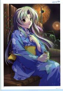 Rating: Safe Score: 6 Tags: futami_shion kimono memories_off sasaki_mutsumi User: admin2