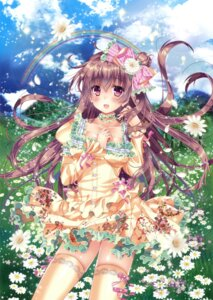 Rating: Safe Score: 42 Tags: dress itou_seto thighhighs User: Twinsenzw