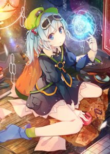 Rating: Safe Score: 76 Tags: dress kawashiro_nitori nmaaaaa touhou User: SubaruSumeragi