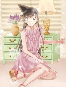 Rating: Safe Score: 3 Tags: detective_conan dress heels mouri_ran yitian User: charunetra