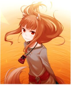 Rating: Safe Score: 31 Tags: animal_ears ayakura_juu holo spice_and_wolf tail User: Radioactive