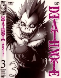 Rating: Safe Score: 4 Tags: death_note male ryuk User: Radioactive