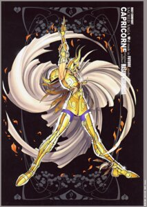 Rating: Safe Score: 7 Tags: capricorn_shura future_studio male saint_seiya User: Radioactive