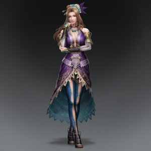 Rating: Safe Score: 12 Tags: cg cleavage dress dynasty_warriors dynasty_warriors_8 heels no_bra pantyhose User: Radioactive