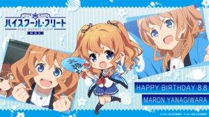 Rating: Safe Score: 11 Tags: chibi high_school_fleet japanese_clothes seifuku tagme wallpaper yanagiwara_maron User: saemonnokami