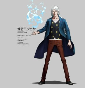 Rating: Safe Score: 6 Tags: hachiya_mitsuhisa male tagme wizard_barristers User: dansetone