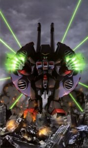 Rating: Safe Score: 7 Tags: destroy_gundam gun gundam gundam_seed gundam_seed_destiny mecha User: drop