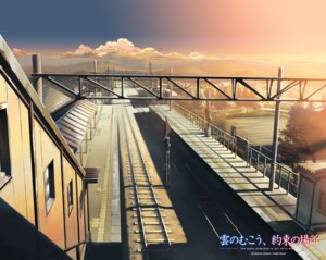 Rating: Safe Score: 11 Tags: kumo_no_mukou_yakusoku_no_basho landscape User: Radioactive