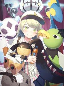 Rating: Safe Score: 11 Tags: chandelure dubwool froslass inteleon mawile natori_youkai pokemon_sword_and_shield xatu yuuri_(pokemon) User: Dreista