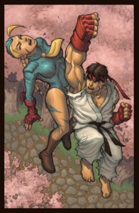 Rating: Safe Score: 7 Tags: cammy_white ryuu street_fighter User: Radioactive
