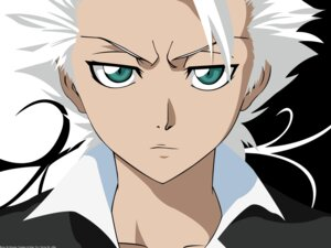 Rating: Safe Score: 7 Tags: bleach hitsugaya_toushirou male signed vector_trace User: charunetra
