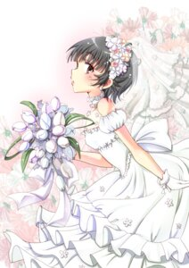 Rating: Safe Score: 19 Tags: chize_c dress to_aru_kagaku_no_railgun to_aru_kagaku_no_railgun_s to_aru_majutsu_no_index uiharu_kazari wedding_dress User: ddns001