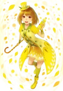 Rating: Safe Score: 12 Tags: dress sakimori User: Noodoll