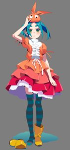 Rating: Safe Score: 24 Tags: dress monogatari_(series) ononoki_yotsugi thighhighs transparent_png tsukimonogatari User: tara