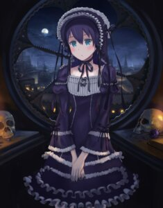 Rating: Safe Score: 24 Tags: dress gothic_lolita kino_(kino_no_tabi) kino_no_tabi lolita_fashion tauke User: Mr_GT