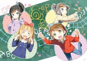 Rating: Safe Score: 17 Tags: azuki_azusa dress hentai_ouji_to_warawanai_neko kantoku sweater tsutsukakushi_tsukiko tsutsukakushi_tsukushi yokodera_youto User: Twinsenzw