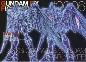 Rating: Safe Score: 7 Tags: crease gundam gundam_wing katoki_hajime mecha User: Rid