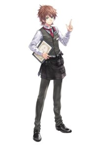 Rating: Questionable Score: 10 Tags: atelier atelier_rorona iksel_jahnn kishida_mel male User: Cyrqa