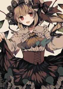 Rating: Safe Score: 28 Tags: flandre_scarlet skirt_lift touhou wings wiriam07 User: mattiasc02
