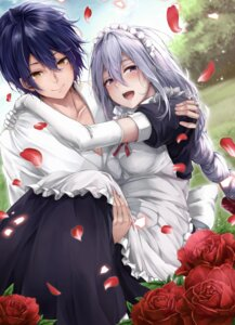 Rating: Questionable Score: 25 Tags: maid napo8593 User: hiroimo2