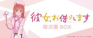 Rating: Safe Score: 15 Tags: kanojo_okarishimasu nurse sakurasawa_sumi tagme User: saemonnokami