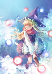 Rating: Safe Score: 22 Tags: kirisame_marisa mao_wan touhou witch User: Mr_GT