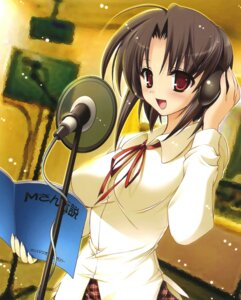 Rating: Safe Score: 18 Tags: headphones jpeg_artifacts misakura_nankotsu User: Radioactive