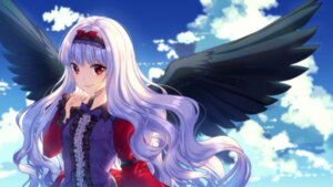 Rating: Safe Score: 15 Tags: dress game_cg rosuuri serment_-_contract_with_a_devil tagme wings User: Radioactive