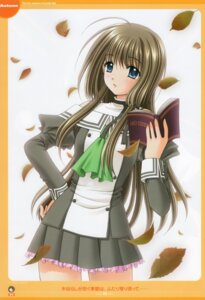 Rating: Safe Score: 11 Tags: bleed_through lovely_idol nekoya_miu nishimata_aoi seifuku User: syaoran-kun
