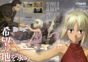 Rating: Safe Score: 7 Tags: canaan canaan_(character) sekiguchi_kanami sham User: acas