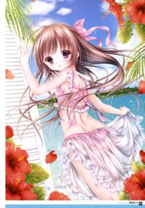 Rating: Questionable Score: 34 Tags: ass bikini mubi_alice see_through swimsuits User: drop