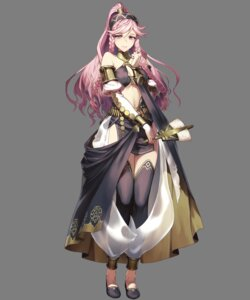 Rating: Questionable Score: 20 Tags: bikini_armor chyko7080 cleavage fire_emblem fire_emblem_heroes fire_emblem_kakusei nintendo olivia_(fire_emblem) see_through thighhighs transparent_png weapon User: Radioactive