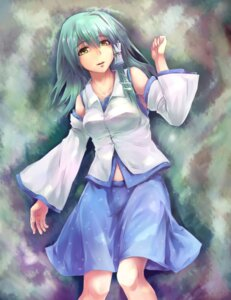 Rating: Safe Score: 4 Tags: kochiya_sanae shacchi touhou User: konstargirl