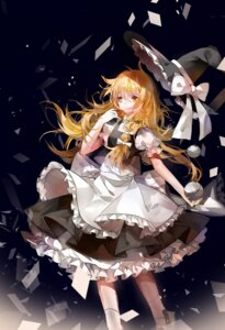 Rating: Safe Score: 17 Tags: kirisame_marisa susu touhou User: Radioactive