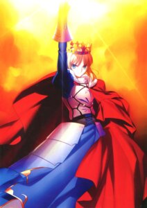Rating: Safe Score: 13 Tags: possible_duplicate saber tagme takeuchi_takashi User: Saturn_V